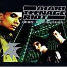 atari teenage riot - burn berlin burn CD 1997 DHR used mint