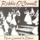 robbie o'connell - never learned to dance CD 1993 green linnet 12 tracks used mint