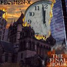 specimen-x - final hour CD 1999 roddog 8 tracks used mint