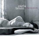carla bruni - quelqu'un m'a dit CD 2002 naive 12 tracks used mint