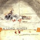 a long winter - breathing underwater CD EP tribunal records 4 tracks used mint