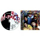 m-pact! - it's all about harmony! CD 1996 10 tracks used mint