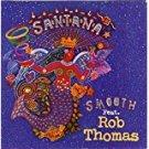santana - smooth feat. rob thomas CD single 1999 arista 2 tracks used mint