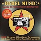 rebel music - songs of protest and insurrection CD 2008 mojo 14 tracks new