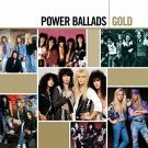 power ballads gold - various artists CD 2-discs 2005 hip-o 30 tracks used mint