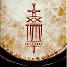 toto - xx (1977 - 1997) CD 1998 sony legacy 13 tracks used mint