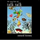 very best of talk talk - natural history CD 1990 original EMI 14 tracks used mint