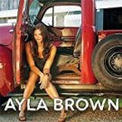 ayla brown - ayla brown CD 2012 ambient entertainment 9 tracks used mint