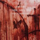 tindersticks - gargoyle - trouble every day CD 2001 beggars banquet rambling made in japan used mint