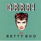 GRRR! - it's betty boo CD 1992 sire reprise 10 tracks used mint