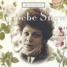 phoebe snow - very best of CD 2001 sony 16 tracks new