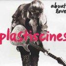 plasticines - about love CD 2009 nylon 12 tracks used mint
