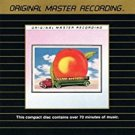 allman brothers - eat a peach GOLD CD mobile fidelity sound lab japan 9 tracks used