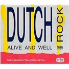 dutch rock alive and well 1989 CD 2-discs radio netherland transcription service used mint