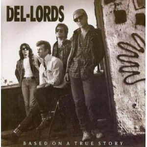 del-lords - based on a true story CD 2009 american beat rykodisc 15 tracks used mint