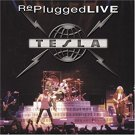 tesla - replugged live CD 2-discs 2001 sanctuary 20 tracks used mint