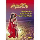 amira mor - belly dance you way to your soul mate DVD 2003 mardee 50 mins used mint