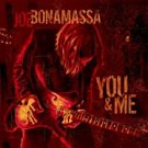 joe bonamassa - you & me CD 2006 premier artists 11 tracks used mint
