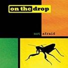 on the drop - not afraid CD 2005 RMI 12 tracks used mint