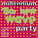millennium '80s new wave party - various artists CD 1999 rhino 20 tracks used mint