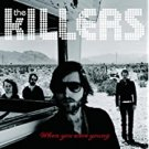killers - when you were young cd single 2006 island 3 tracks new