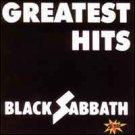 black sabbath - greatest hits CD 1996 power sound 10 tracks used mint