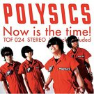 polysics - now is the time CD 2005 ki/oon tofu 15 tracks used mint