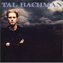 tal bachman - tal bachman CD 1999 sony 12 tracks used mint