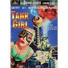 tank girl - lori petty + ice-t + naomi watts + malcolm mcdowell DVD 2002 MGM 103 mins used