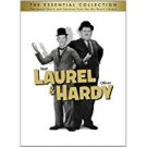 laurel & hardy - essential collection DVD 10-discs 2011 RHI used mint