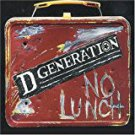 d generation - no lunch CD 1996 sony 12 tracks used mint