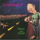 dinosaur jr. - where you been CD 1992 sire warner 10 tracks used mint