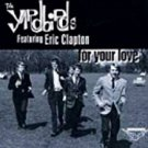 yardbirds featuring eric clapton - for your love CD 1993 charly 14 tracks used