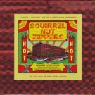 squirrel nut zippers - hot CD 1996 mammoth 12 tracks used mint