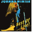 johnny winter - best of ... live! CD 2000 TKO 7 tracks used mint