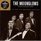moonglows - their greatest hits CD 1997 MCA chess 16 tracks used mint