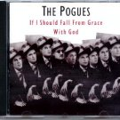 pogues - if i should fall from grace with god CD 1988 island 15 tracks used mint