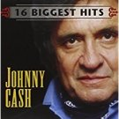johnny cash - 16 biggest hits CD 1999 sony legacy used mint
