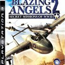 playstation 3 - blazing angels 2: secret missions of WWII Ubisoft 2007 Teen used mint