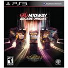 playstation 3: midway arcade origins WB 2012 Teen used mint
