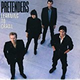 pretenders - learning to crawl CD 1985 sire 10 tracks used mint
