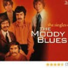 moody blues - the singles+ CD 2-discs 2000 BR music 43 tracks used mint