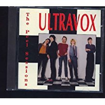 ultravox - peel sessions CD 1987 dutch east india trading 3 tracks used mint
