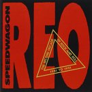 reo speedwagon - second decade of rock and roll 1981 to 1991 CD 1991 epic 17 tracks mint
