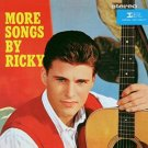 ricky nelson - more songs by ricky CD 2001 EMI 32 tracks used mint