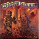 molly hatchet - kingdom of XII CD 2000 SPV germany 12 tracks used mint