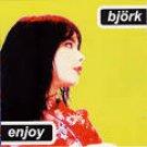 bjork - enjoy CD 1995 radiator 15 tracks used mint