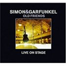 simon & garfunkel - old friends live on stage 2CDs + DVD 2004 warner used mint