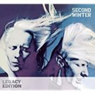 johnny winter - second winter legacy edition CD 2-discs 2004 sony legacy used mint
