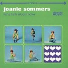 joanie sommers - let's talk about love CD 2001 collectors' choice 12 tracks used mint